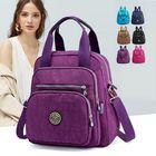 Acheter au meilleur prix Women Nylon Elegant Multipurpose Backpack Shoulder Bag