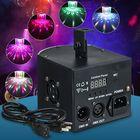 Bon prix DMX512 18W LED RGB Stage Light DJ Club Disco Dance Party Show Effect Light for Party Wedding Christmas