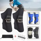 Meilleurs prix [Upgraded Type] 1 Pair Power Knee Stabilizer Pad Rebound Spring Force Knee Support Brace