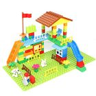 Acheter Children DIY Creative Game Building Toys Kids Bricks Blocks Educational Gift