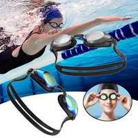 Yunmai Swimming Goggles Set HD Anti-fog Nose Stump Earplugs Silicone Swimming Glasses Set from Xiaomi Youpin