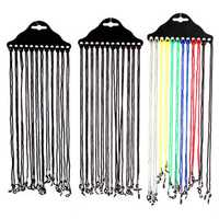 12x Glasses Lanyard Cord Strap Adjustable Eyeglasses String