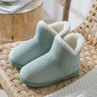 Meilleurs prix Comfortable Soft Warm Home Shoe Non-Slip Ankle Boots