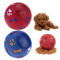Yani Pet Dispenser Dog Cat Feeder Balls Pet Training Chew Toys Treat Dispenser