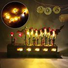 Meilleurs prix DIY LED Light Lighting Kit For LEGO 80102 Chinese New Year Dragon Dance Bricks Toys