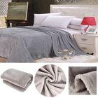 Meilleur prix 250×230cm Warm Blankets Double Sided Soft Rug Plush Fleece Sofa Bedding Throw