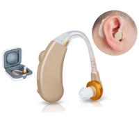 Battery Hearing Aids Amplifier Long Standby Earplugs