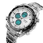 Les plus populaires SKMEI 1302 Fashion 3ATM Waterproof Sport Dual Display Watch