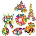 Les plus populaires 54Pcs 3D DIY Magnetic Bricks Building Blocks Kids Educational Toys