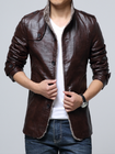 Les plus populaires Mens Casual Plush Waterproof Windproof Jacket
