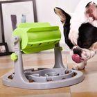 Bon prix Roller Feeder Pet Trainer Interactive Toy Feeder Dog Cat Slow Eating Training Tool