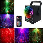 Offres Flash 18W LED RGB Stage Projector Light Lamp DJ Club Disco Party with Remote Control