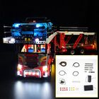 Discount pas cher LED Light Lighting Kit ONLY For LEGO 42098 Motor Vehicle Building Bricks Toys