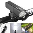 Promotion GACIRON V10-500/V10-800 USB Rechargeable IPX6 Waterproof Bike Front Light Bicycle Handlebar Lights Outdoor Riding Warning Lights