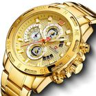 Good price NAVIFORCE 9165 Luminous Hand Dual Display Watch