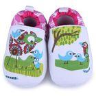 Buy Baby Cartoon Bird Prewalker Shoes Infant Soft Learning Footwear