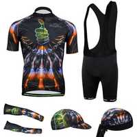 3D Cycling Clothing Sportswear Bicycle Bike Cycling Suit