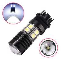 T25 3157 10W Q5 12 SMD 5050 LED Car Stop Tail Brake Bulb