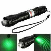532nm Light Star Cap Super Range Green Light Laser Pointer