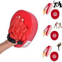 Boxing Training Mitt Target Focus Punch Pad Glove For MMA Karate Muay Thai Kick