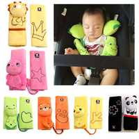 New Baby Child Pushchair Stroller Car Seat Belt Strap Cover Pad Cushion Shoulder