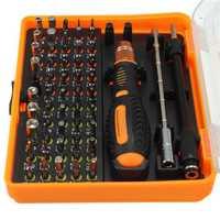JAKEMY 53 in 1 Multi-Bit Precision Torx Screwdriver Tweezer Phone Repair Tool
