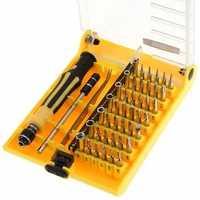 Tool Repair Torx 42 in 1 Screw Driver Set Tweezer For Cell Phone