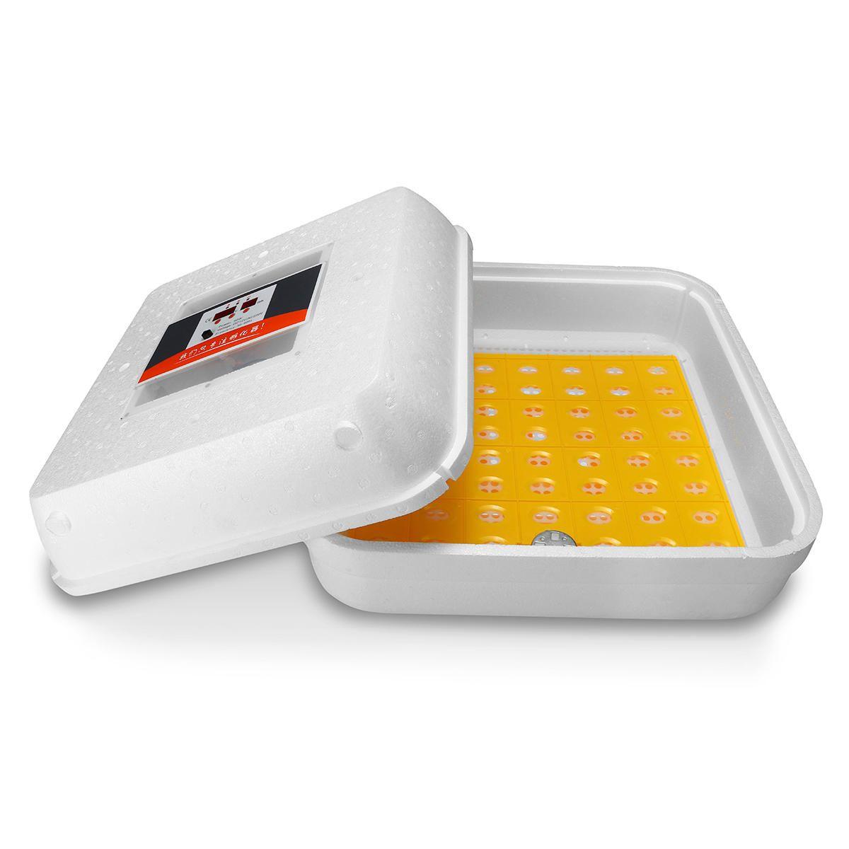 VYW US$92.18 55 Position Egg Incubator 110V-240V Automatic Poultry Hatcher