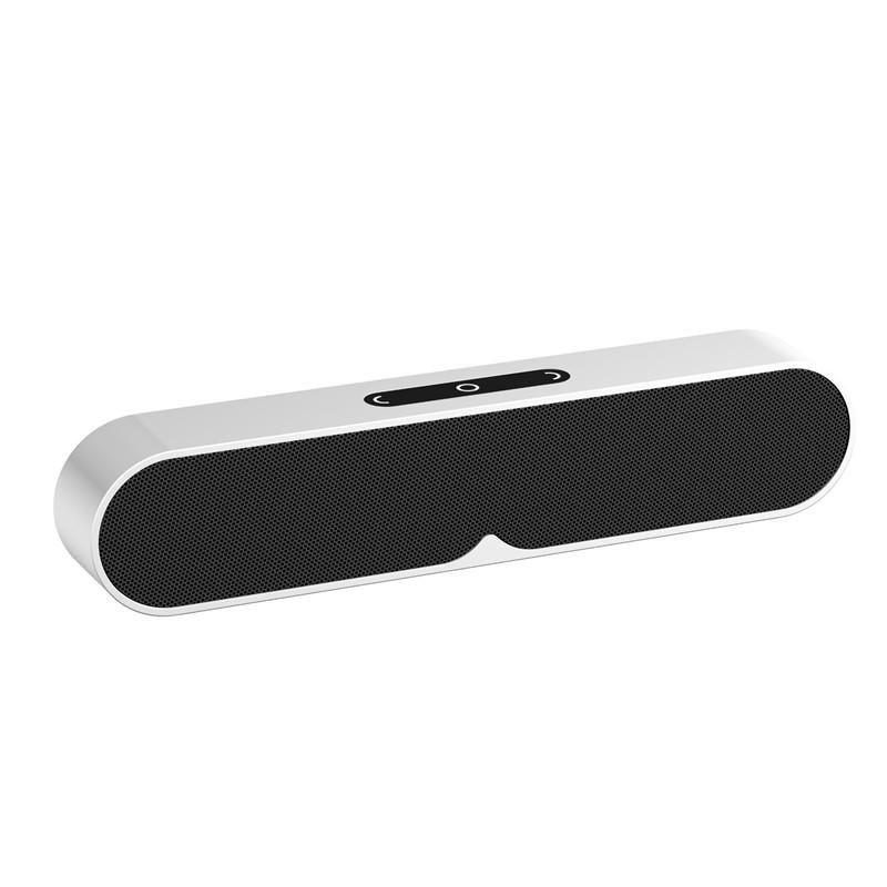 PBF US$42.13 F1 PLUS Wireless bluetooth Speaker Portable Dual Units TF Card Aux-in Stereo Speaker Soundbar
