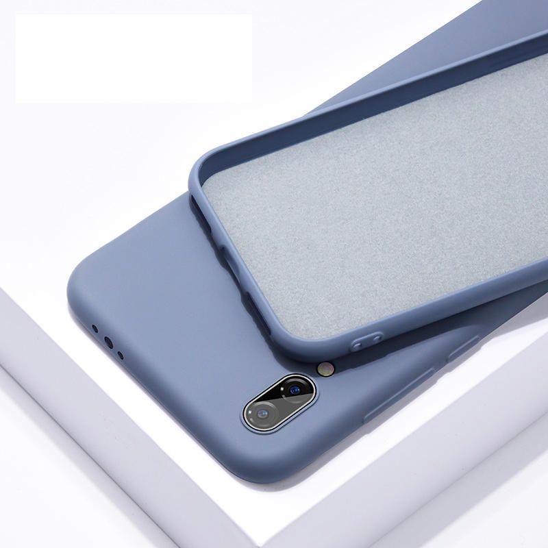 TAV US$5.03 Bakeey Ultra Thin Soft Liquid Silicone Protective Case For Xiaomi Redmi 7 / Redmi Y3