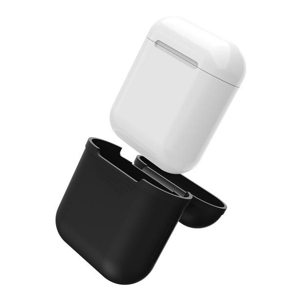 AHI US$3.15 Silicone Shockproof Waterproof Storage Case Cover for Apple Airpods