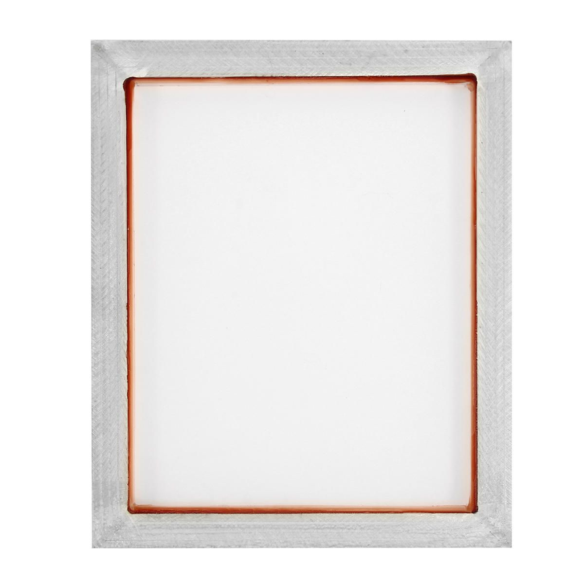 IDA US$53.90 6Pcs 14''x10'' Aluminium Alloy Silk Screen Printing Frame w 110 White Mesh Count