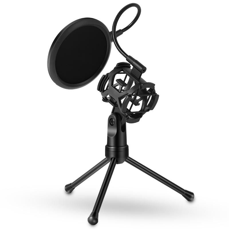 NPS US$7.26 Yanmai PS-2 Microphone Stand Holder Microphone Accessories with Microphone Filter