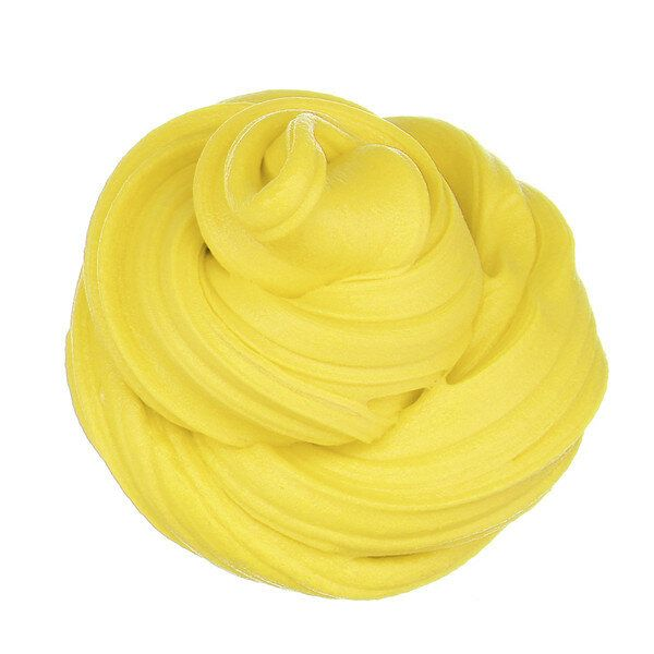 TOW US$2.48~2.98 Candyfloss Fluffy Floam Slime Clay Putty Stress Relieve Kids Gag Toy Gift 8Color