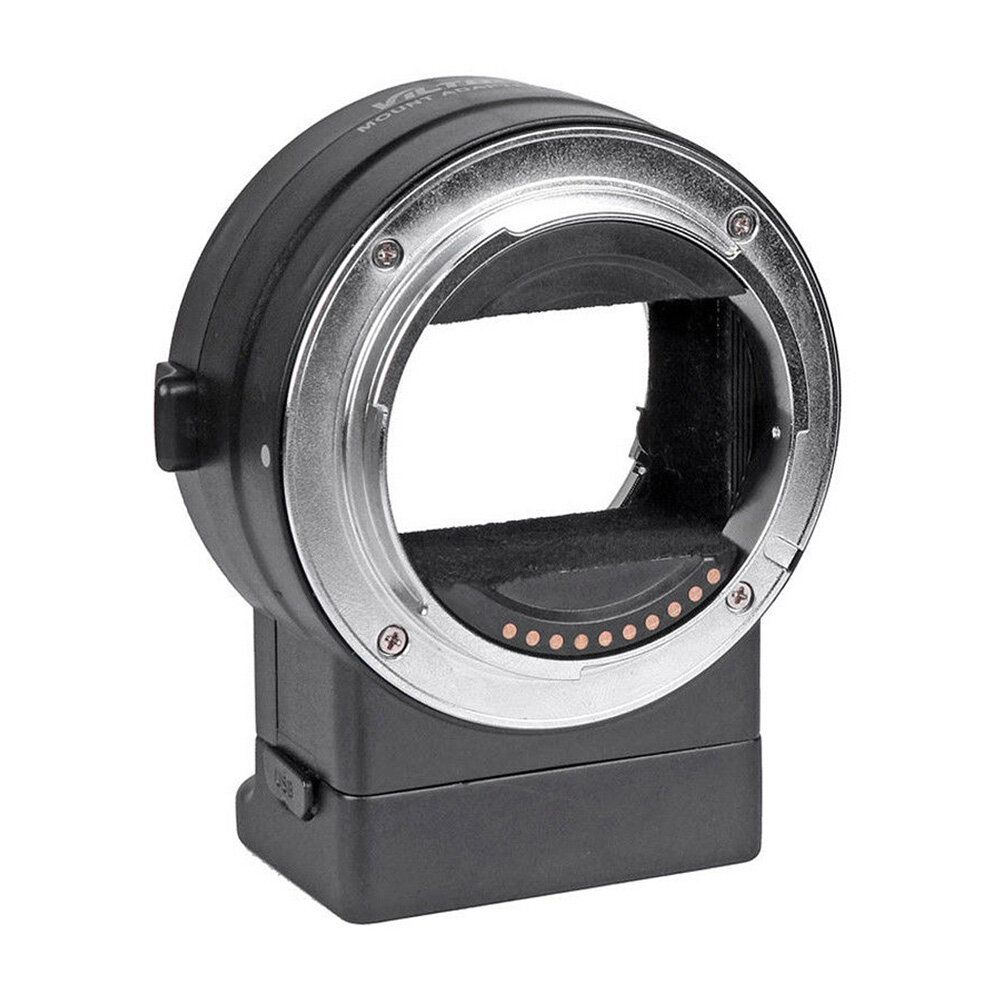 LZG US$184.73 Viltrox NF-E1 Auto Focus Lens Mount Adapter For Nikon F lens to Sony E mount DSLR Camera