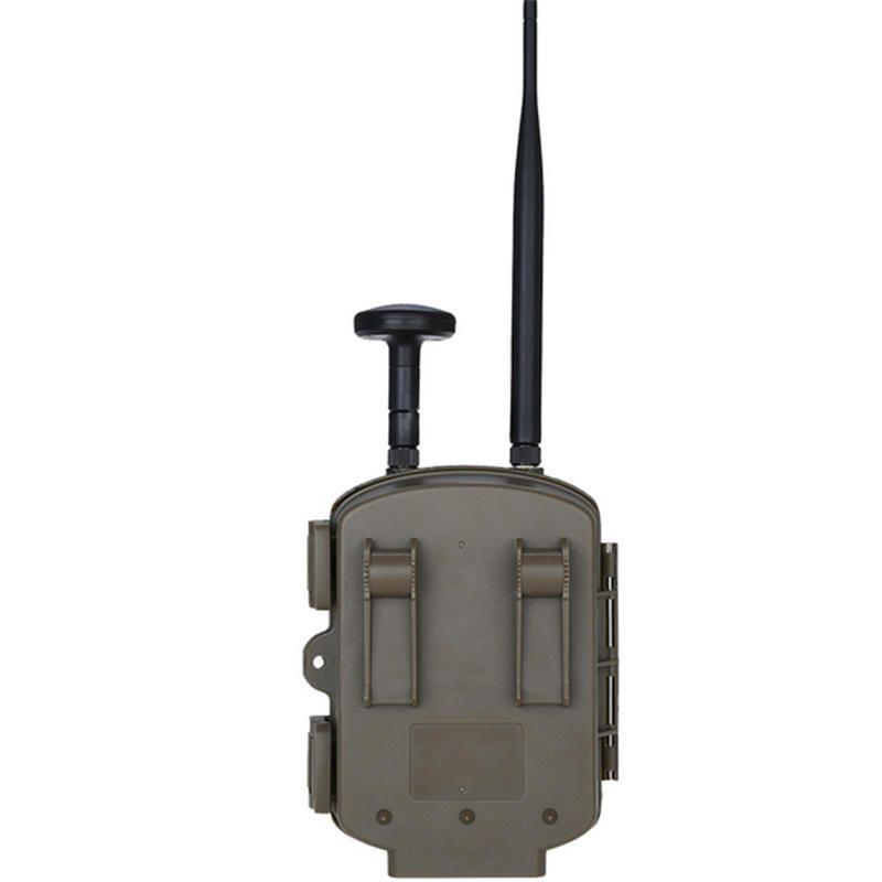 SVH US$206.68 HC-4G002 4G 12MP Digital Scouting Infrared Hunting Camera Video MMS GPRS GPS Night Vision Wildlife hunter Trail Cam