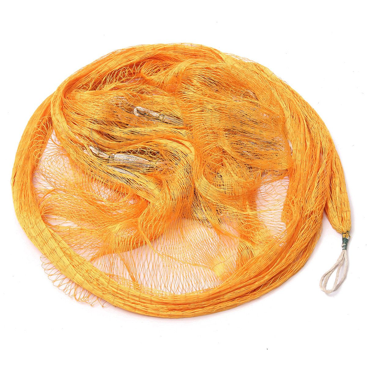 XXJ US$38.73 ZANLURE 3.2 x 2m Nylon Monofilament Fishing Gill Net for Hand Casting Fishing Tackle Mesh
