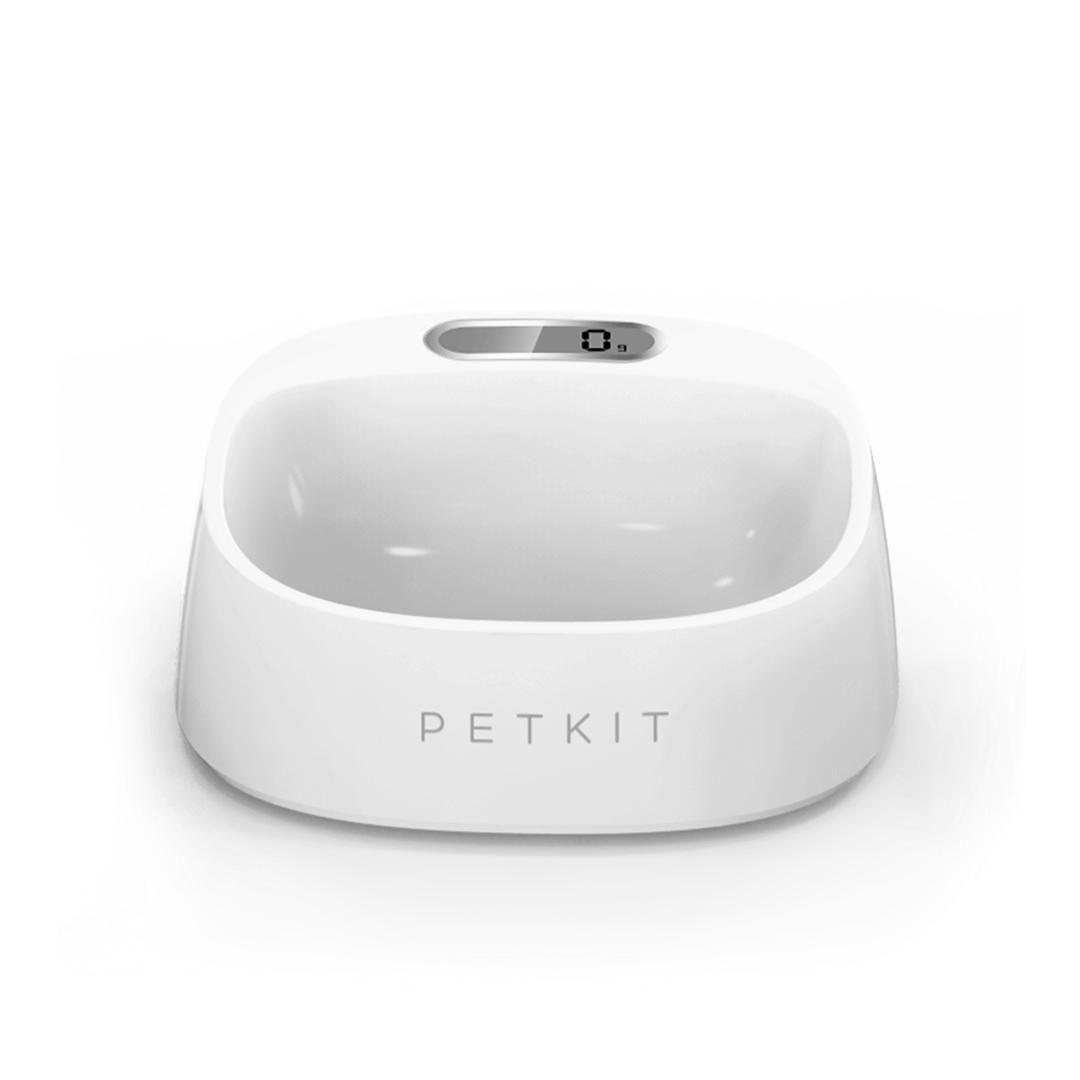 ERR US$35.29 PETKIT 450ml Electronic Smart Weighing Food Pet Bowl Smart Feeder From XIAOMI Youpin