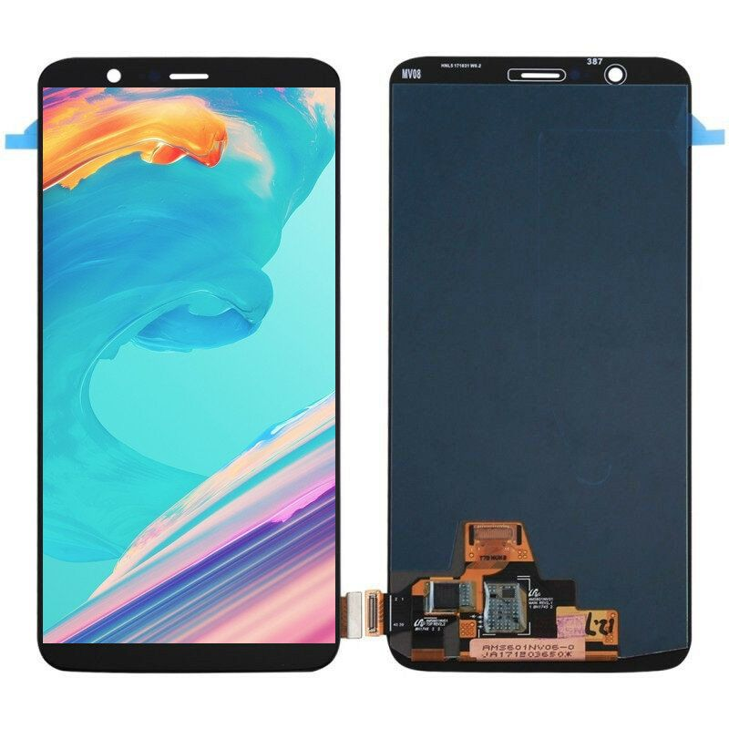 USI US$93.45 LCD Display+Touch Screen Digitizer Assembly Screen Replacement With Tools For Oneplus 5T
