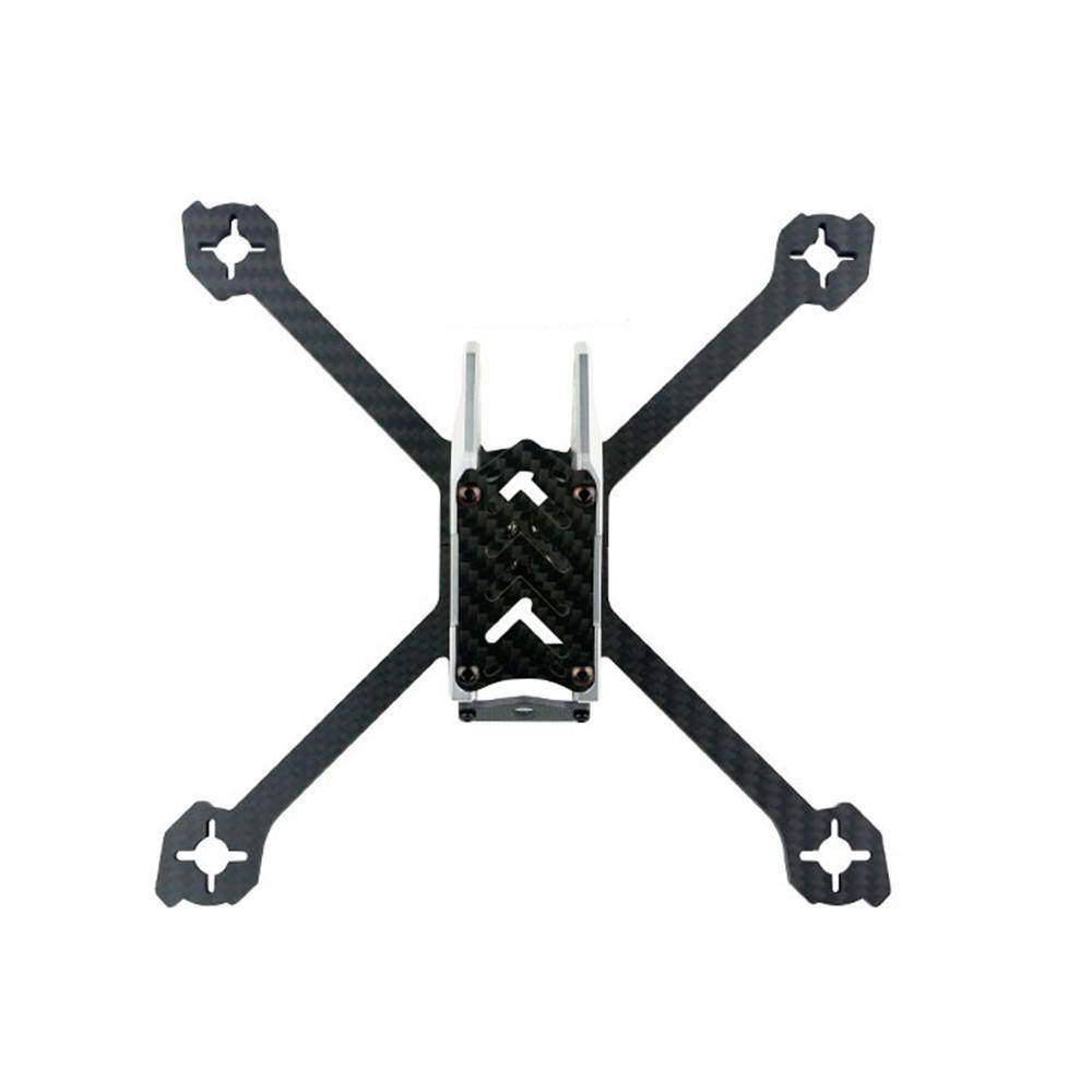 JLI US$48.94 LDARC KK 220 Part 220mm Wheelbase 5mm Arm Carbon Fiber Frame Kit w/ 5040 Propeller for RC Drone