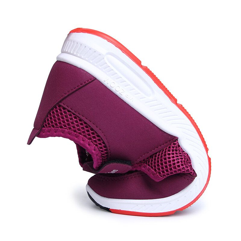 JKS US$24.91 Women Sneakers Hollow Out Breathable Backless Casual Shoes
