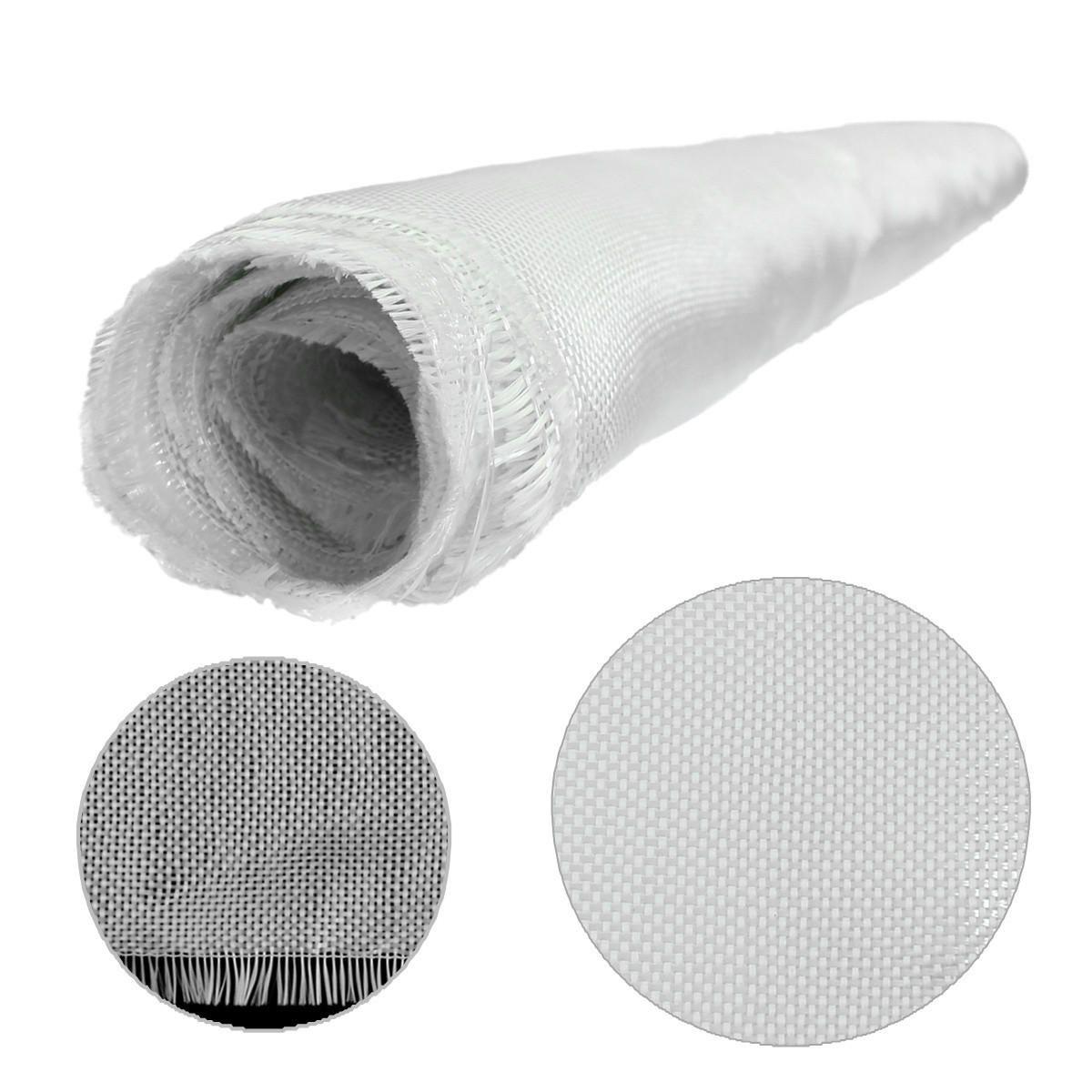 WMW US$50.07 130g 10mx1m Fibreglass Fibre Glass Cloth Fabric Plain Weave For Model Airplane