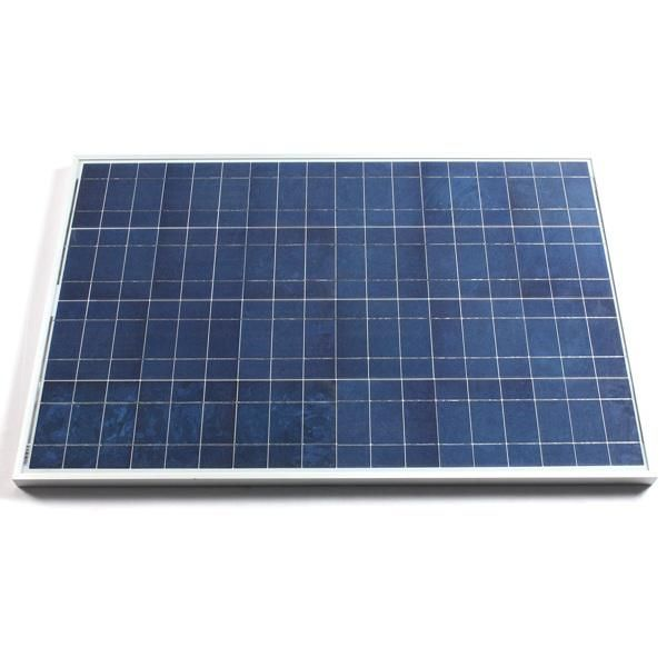 WCF US$253.41 12V 100W 1000 X 670 X 30MM PolyCrystalline Solar Panel With Cable
