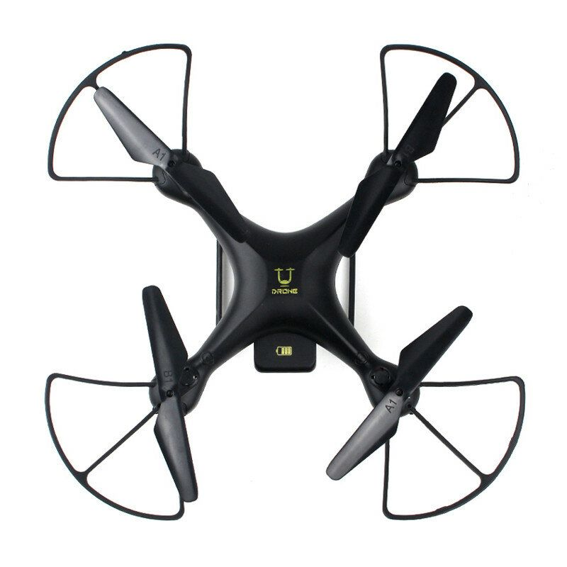 QAD US$24.99~39.99 Utoghter 69601 Wifi FPV RC Drone Quadcopter with 0.3MP/2MP Gimbal Camera 22mins Flight Time