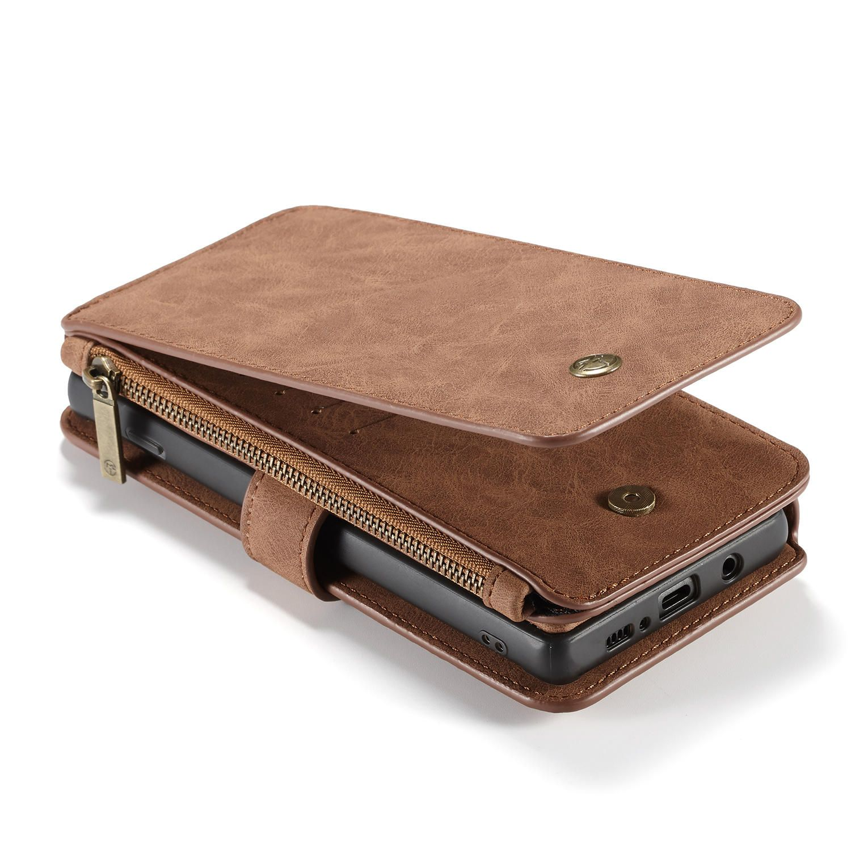 KDI US$12.99 Caseme Magnetic Detachable Zipper Wallet Card Slot Protective Case For Samsung Galaxy S10/S10 Plus