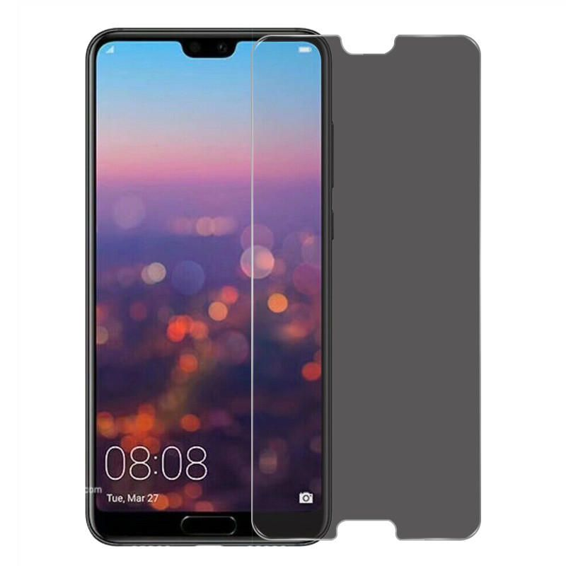 GAL US$5.83 Bakeey 2.5D Curved Edge Anti-spy Anti-explosion Tempered Glass Screen Protector for Huawei P20 Pro