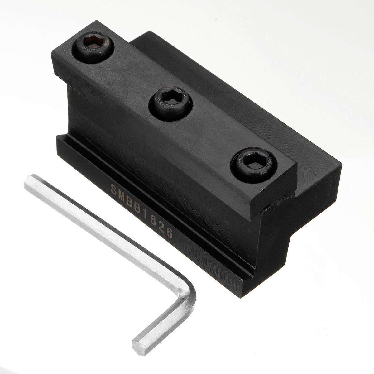 AXB US$27.79 SMBB1626 Cutting Blade Holder For Cut-Off Cutter Part Off Blade Inserts For GTN-2 GTN-3 Turning Tool
