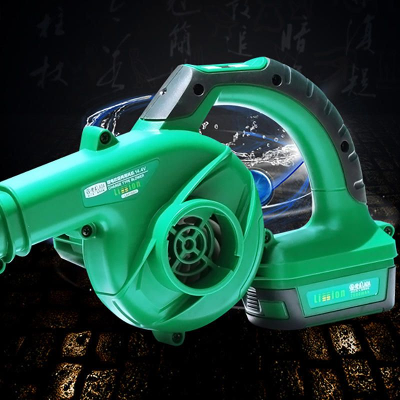 WOO US$95.38 LAOA 14.4V Li-ion Battery Electric Dust Blower Vacuum Cleaner Cordless Portable Tools for Computer Dust