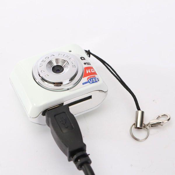 UYJ US$11.99 Smallest Mini Full HD Portable Digital Camera Video Recorder Camcorder