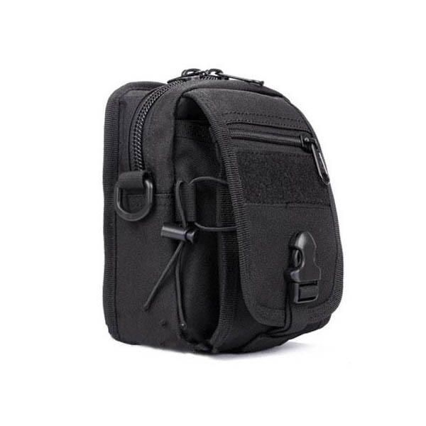 YGP US$33.16 Men Women Nylon Outdoor Casual Cycling Small Crossbody Bag Waist Bag